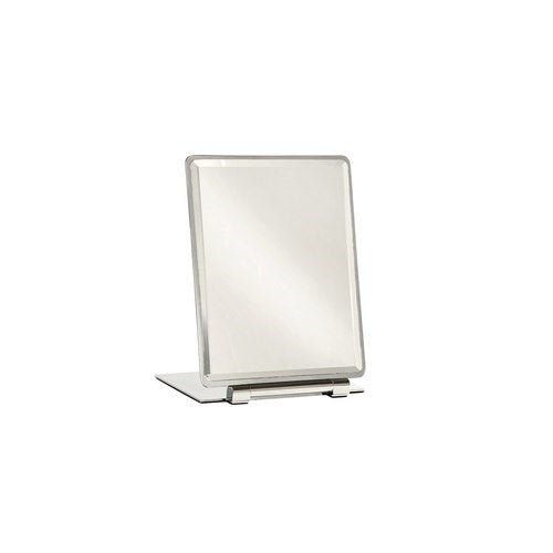 Counter top mirror adjustable angle 200 W x 255 H x 125 mm D
