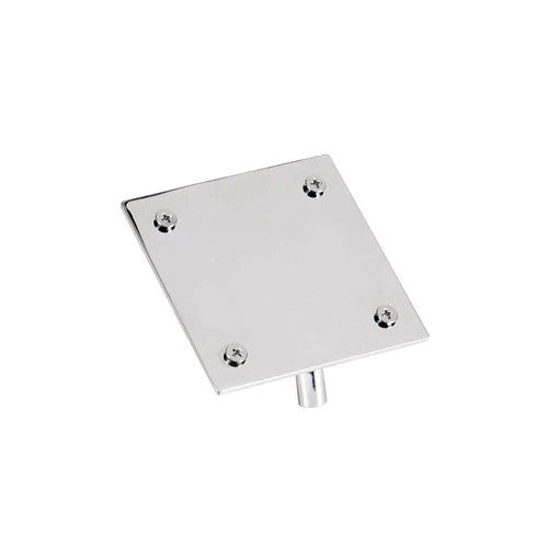 Angled brochure holder plate for stem to Suit M4240CA