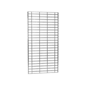 Slatwall mesh panel small 1200 H x 600 W x 18 mm D