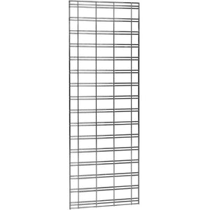 Slatwall mesh panel large 1800 H x 600 W x 18 mm D