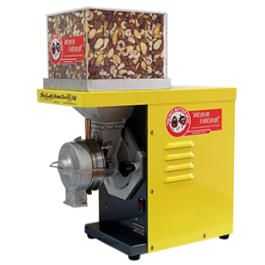 Whole Nut Butter Mill Machine