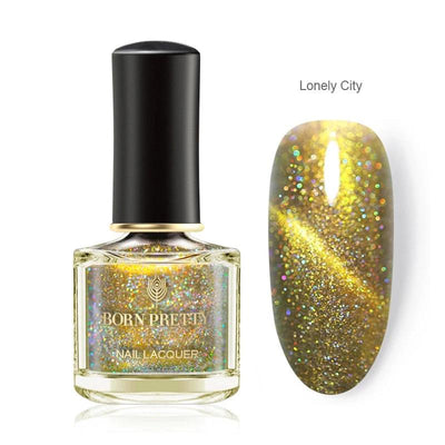 Vernis ongles magnétique lonely city