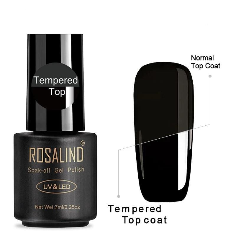 vernis tempered top coat