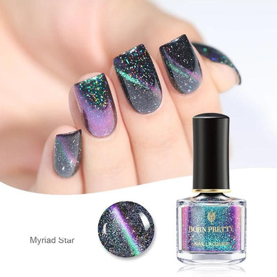 Vernis ongles magnétique myriad star