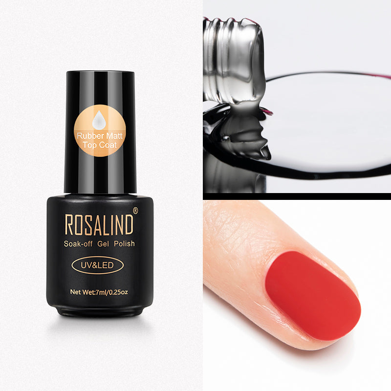 vernis Rubber Mat top coat