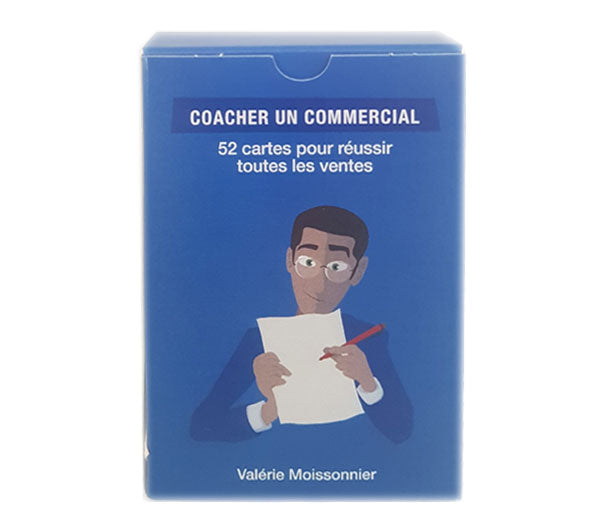 Coacher un commercial