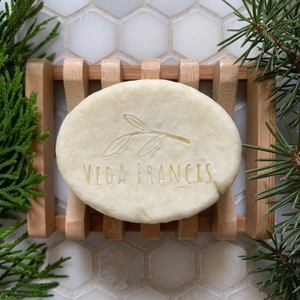Evergreen, Bergamot + Orange Shave Bar