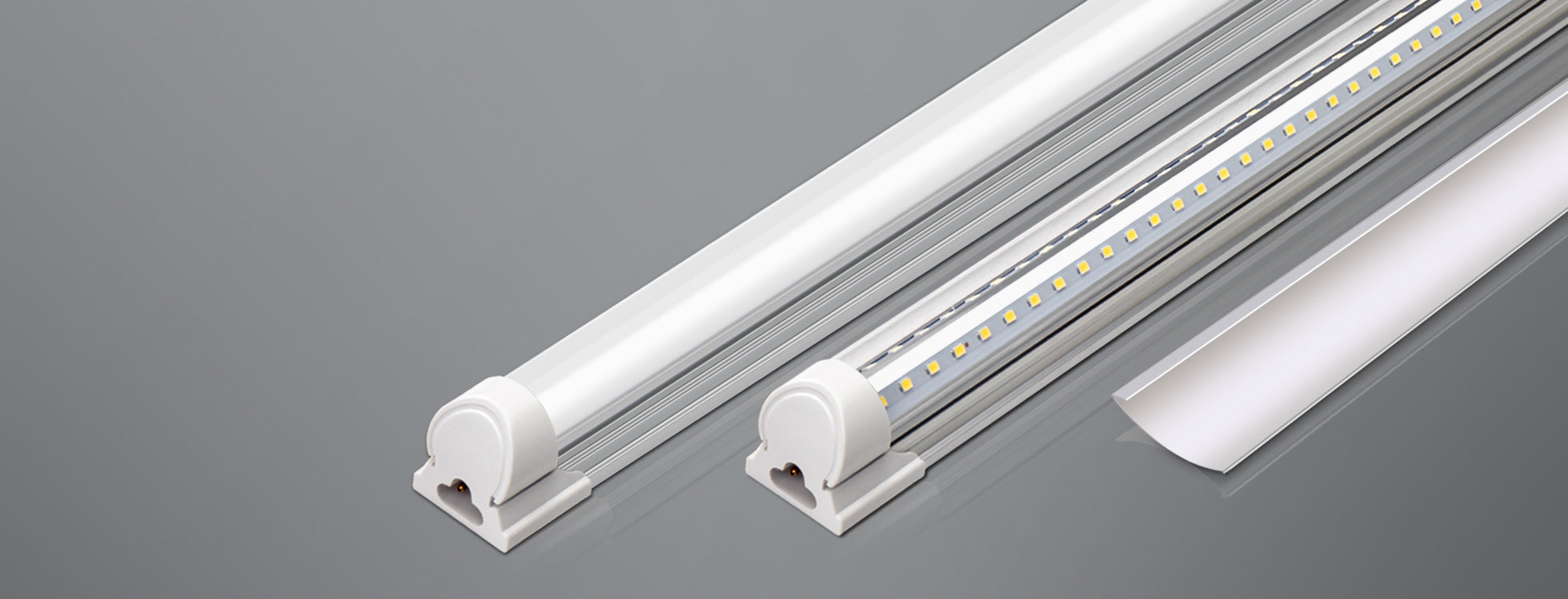 T8 LED Integrated Fixture