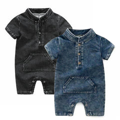 Denim Boy Jumpsuit