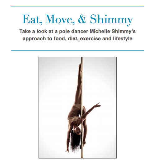 Eat, Move & Shimmy