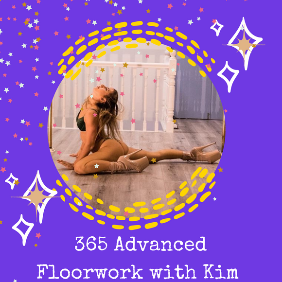 365 Advanced Floorwork with Kim