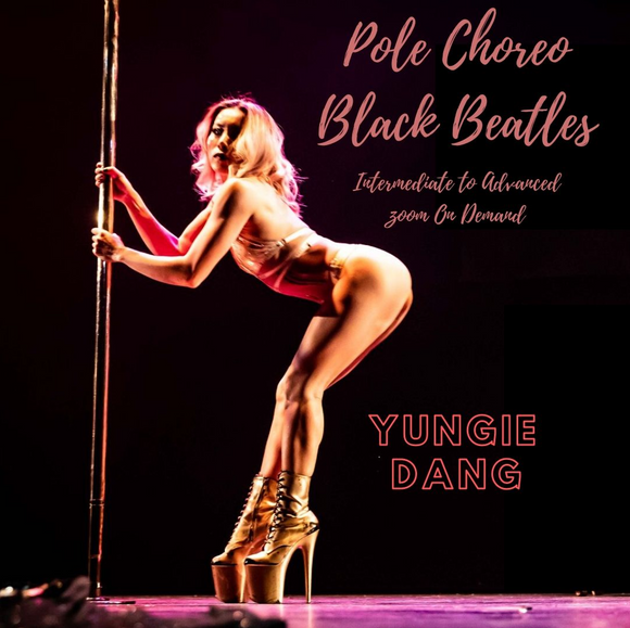 Pole Choreo with Yungie Dang