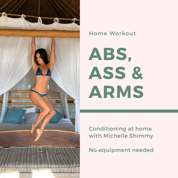 AAA: Abs, Ass & Arms with Michelle Shimmy