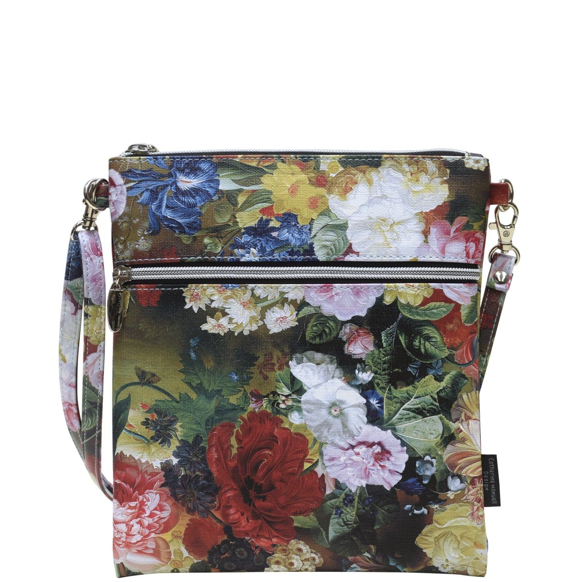 Roma Tote - Rose Bloom