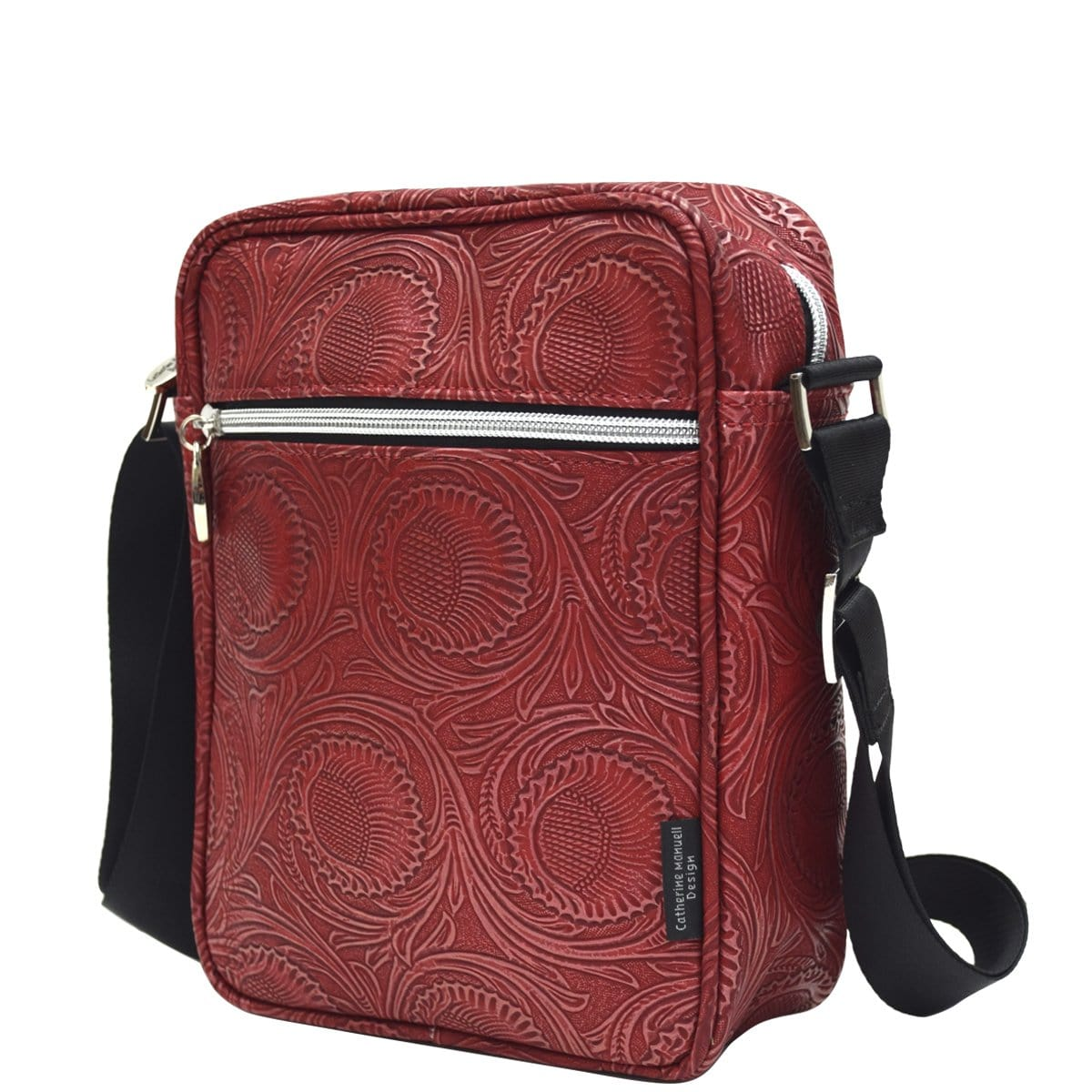 Small Walker Bag - Red Thistle