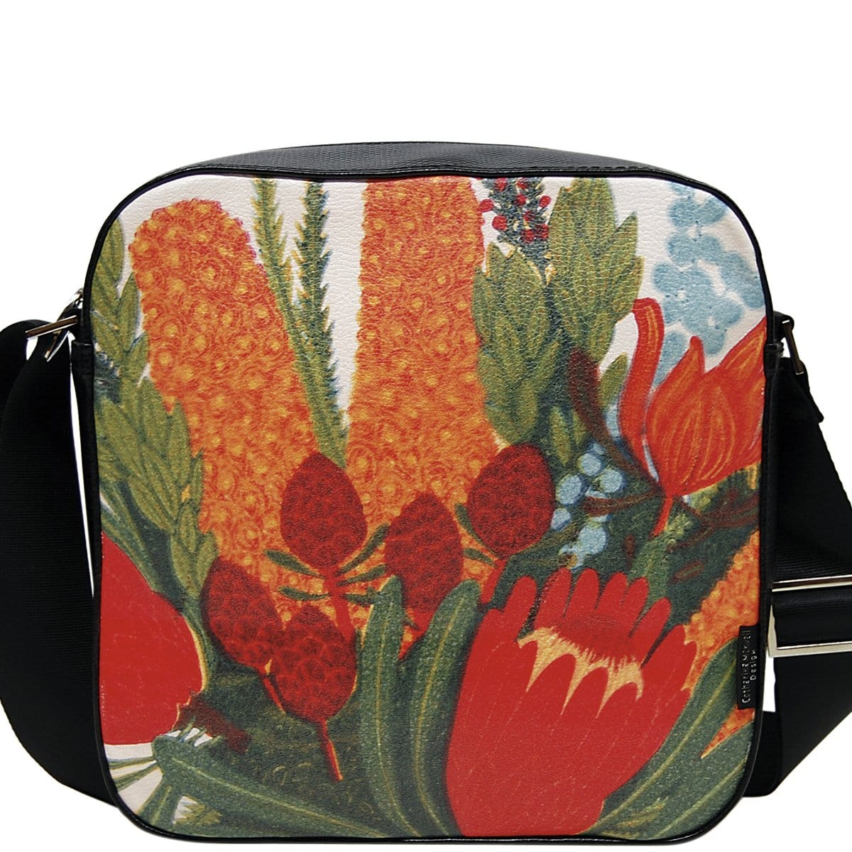 Floral Tote Bag - Native Posy