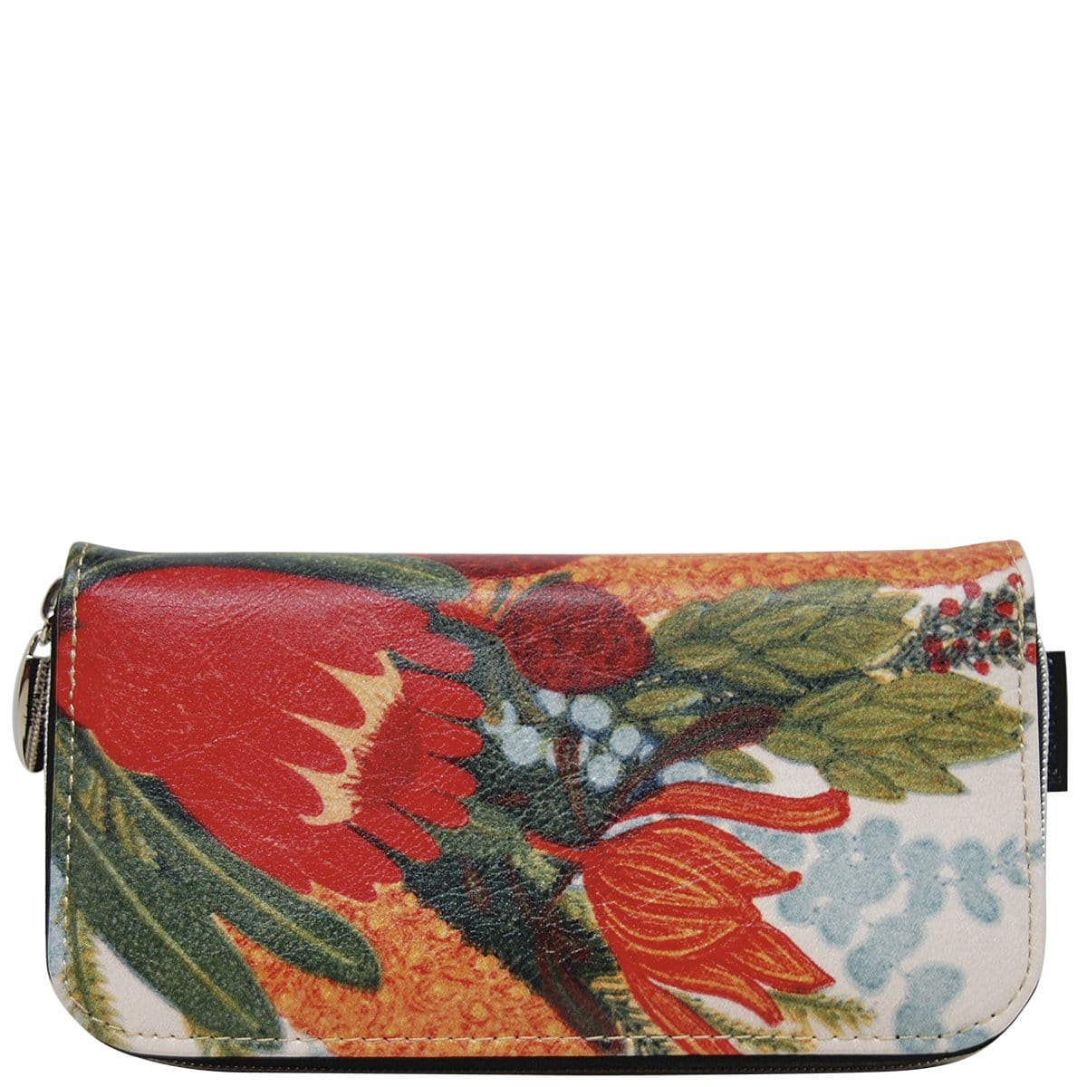 Floral Wallet - Native Posy