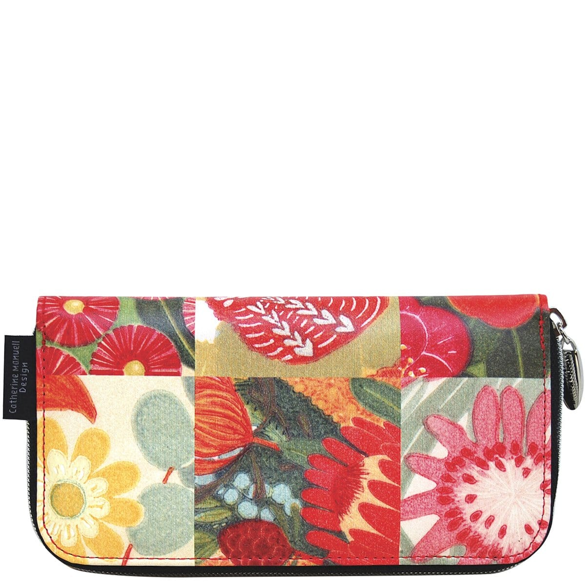 Floral Wallet - Kate Sampler