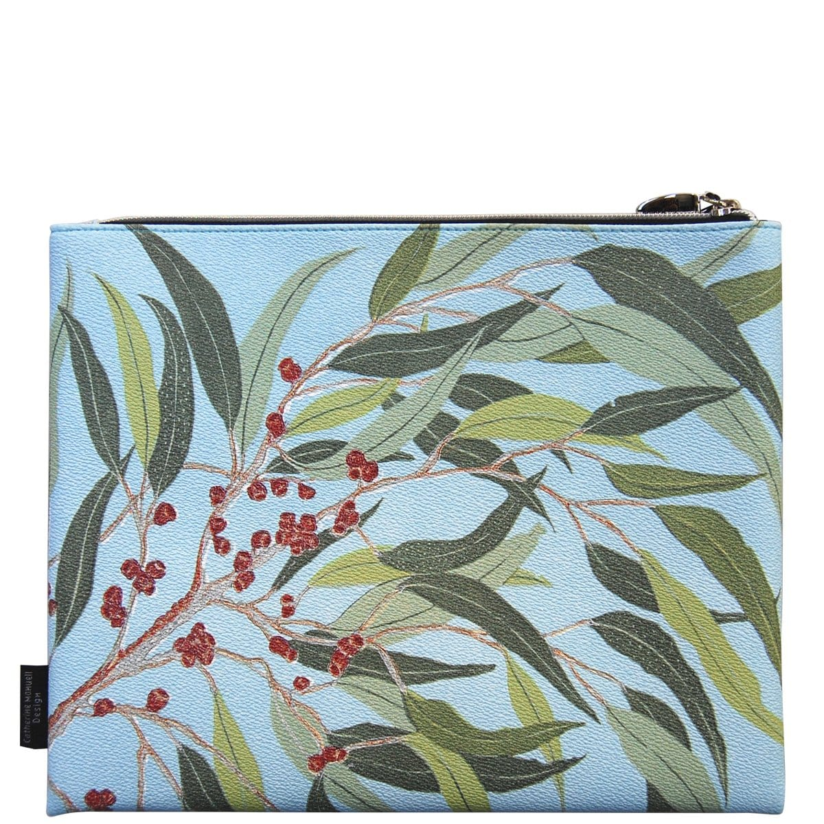 Floral Essentials Pouch - Gum Leaves