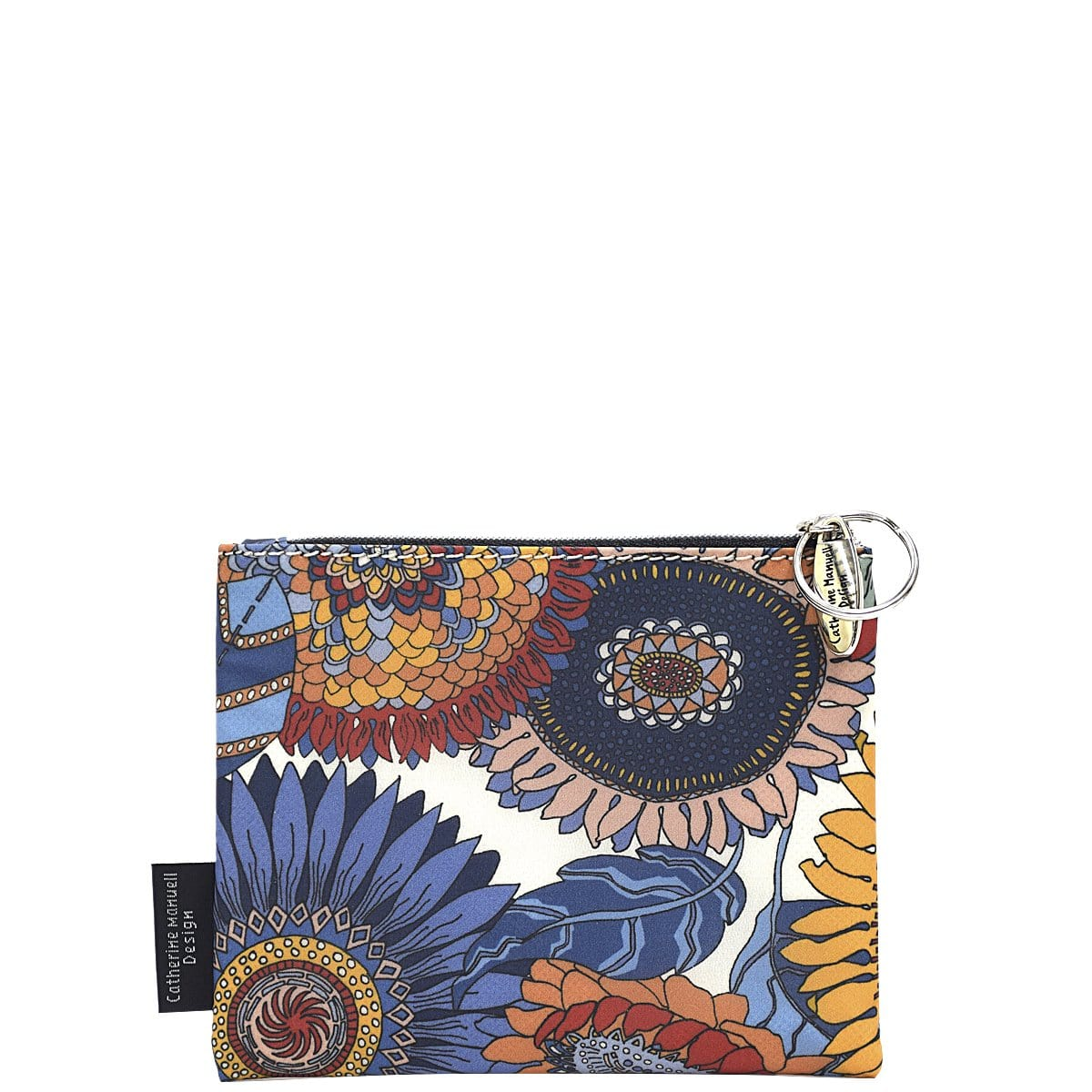 Everyday Purse - Liberty Denim Sunflower