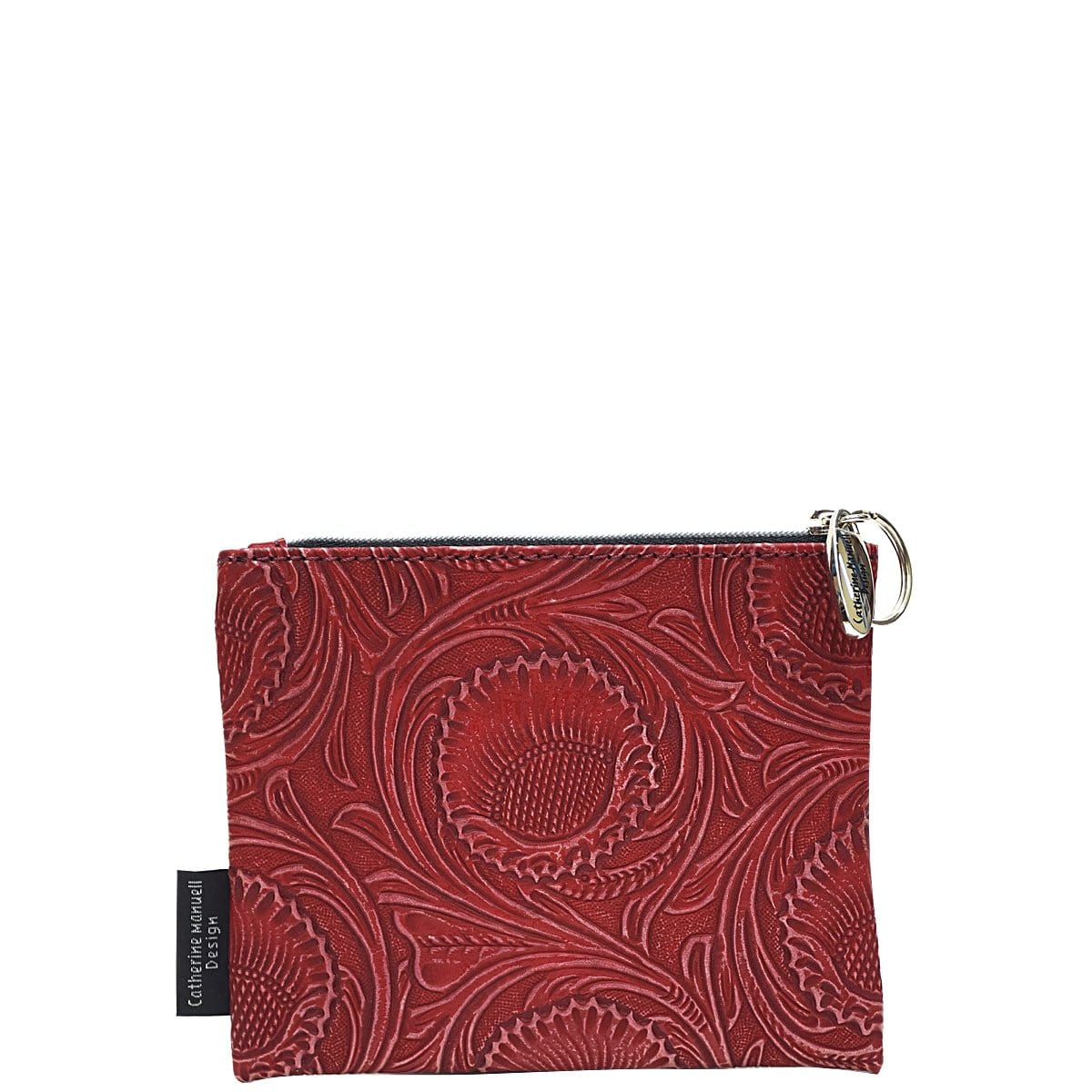 Everyday Purse - Red Thistle