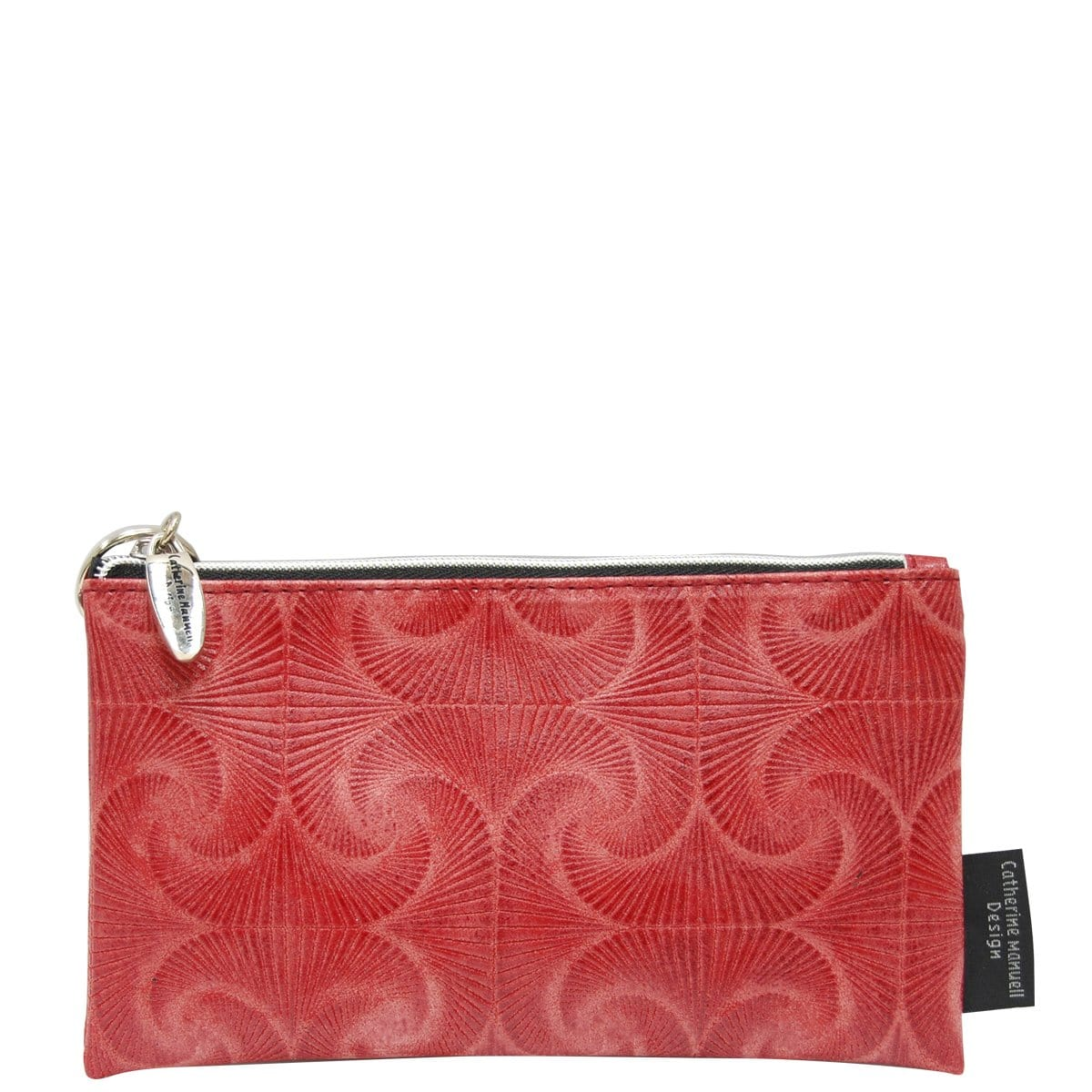 Medium Overflow Purse - Guava Fan Print