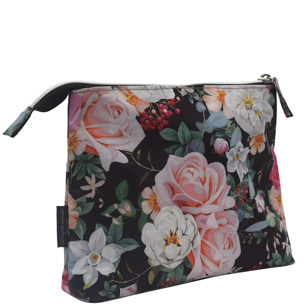 A-Line Toiletry - Large - Winter Roses