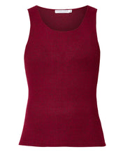 Load image into Gallery viewer, Scoop Tank - Merlot