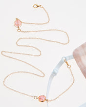 Load image into Gallery viewer, Rose Crystal Necklaces Set