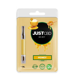 JUSTCBD CBD Vape Cartridges