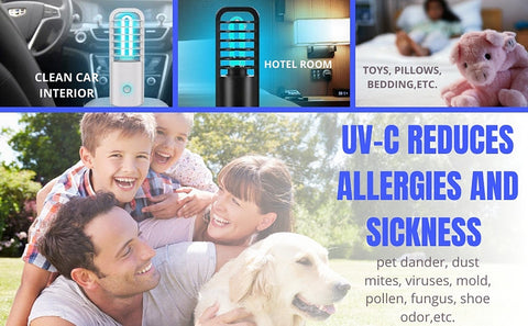 asthma allergies kills germs