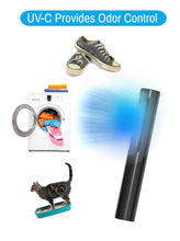 Load image into Gallery viewer, Rechargeable Ultraviolet UV C Light Sanitizer Wand - Best For Phone, Mask, Keys, Travel