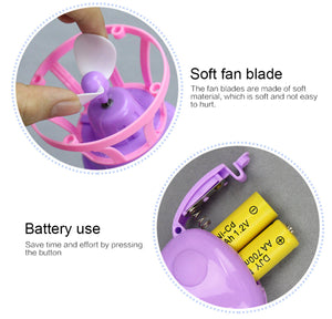 Bubble Making Gun Blower Machine Kids Toy