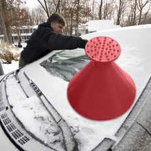 Load image into Gallery viewer, Car Ice Scraper Snow Remover Tool