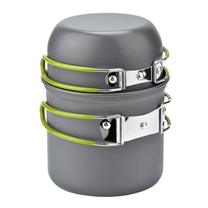 Ultra-Light Portable Outdoor Camping Cookware