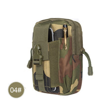 Load image into Gallery viewer, Men Tactical Outdoor Pouch
