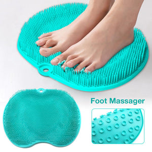 Foot Scrubber Shower Foot Massager Cleaner