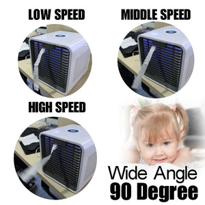 3-in-1 Mini Anion Portable Air Conditioner