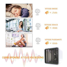 Load image into Gallery viewer, 3-in-1 Mini Anion Portable Air Conditioner