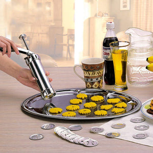 Biscuit Maker Cookies Press Cake Decorator Kit