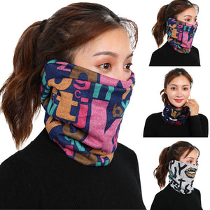 Multi Purpose Baggy Scarf Mask