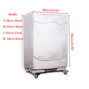 Washing Machine Waterproof Dustproof Cover Dryer