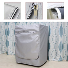 Load image into Gallery viewer, Washing Machine Waterproof Dustproof Cover Dryer