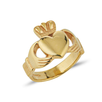 gents-heavy-gold-claddagh-ring