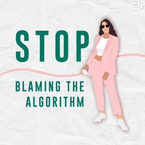 Stop Blaming The Algorithm Reel