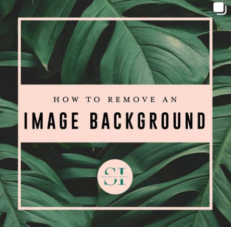 How to Remove an Image Background in 1 Minute