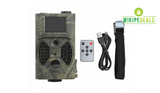 TRAIL CAMERA PRO HD 1080P 2.0 NIGHT VISION GAME HUNTING WILDLIFE CAM