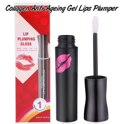 Collagen Anti-Ageing Gel Lips Plumper