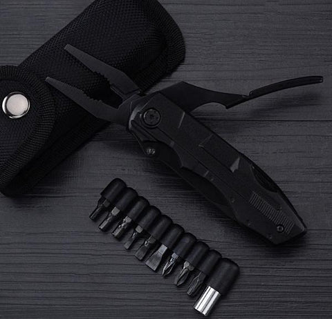 17-in-1 Full-size EDC Multitool