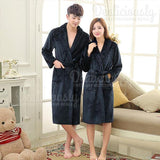 NeoNatori�_� - Luxury Japanese Flannel Bathrobe